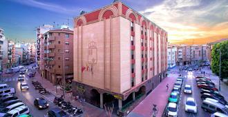 帕克徹穆爾西亞酒店 - 莫夕亞 - 穆爾西亞 - 建築