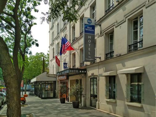 Best Western Au Trocadero - Paris - Building