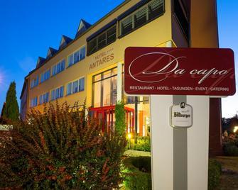Hotel Antares - Halberstadt - Building