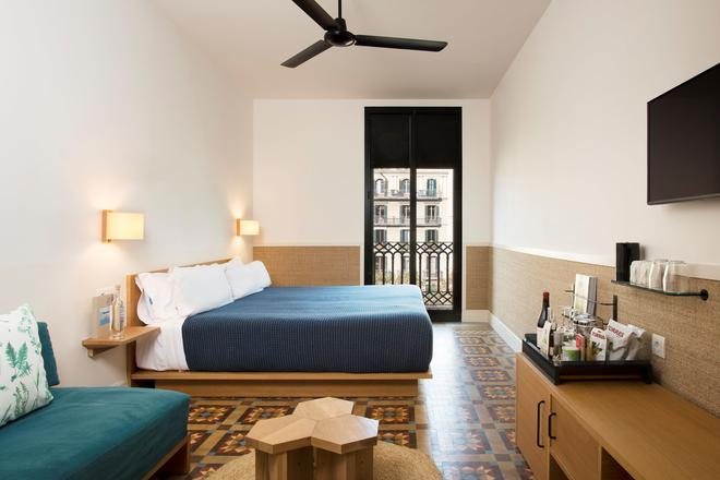 卡薩博餒民宿酒店 - 巴塞隆拿 - 巴塞隆納 - 臥室