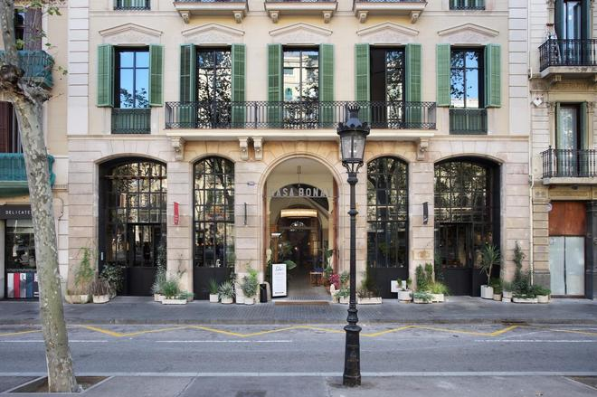 Hotel Casa Bonay - Barcelona - Edifício