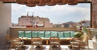 Hotel Casa Bonay - Barcellona - Balcone