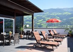 Hotel Malerhaus - Fügen - Innenhof