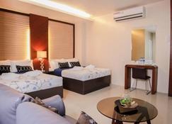 Mezza Hotel - Koronadal - Chambre