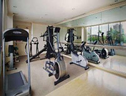 曼谷華美達迪瑪閣酒店 - 曼谷 - 健身房