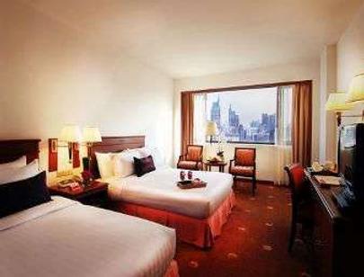 曼谷華美達迪瑪閣酒店 - 曼谷 - 臥室