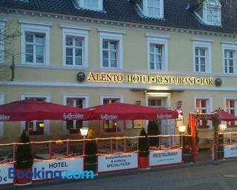 Hotel Alento im Deutschen Haus - Magdeburgo - Edificio