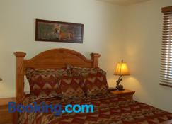 Wildwood Inn - Estes Park - Bedroom