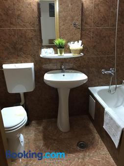 Bucharest Downtown Inn - Bucharest - Bathroom