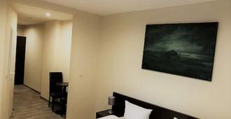 Hotel Pension Victoria - Berlijn - Slaapkamer