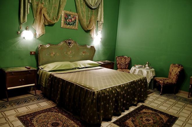 Hotel Alessandra - Palermo - Makuuhuone