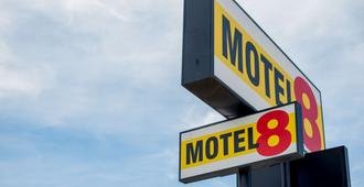 Motel 8 Rock Springs - Rock Springs - Gebäude