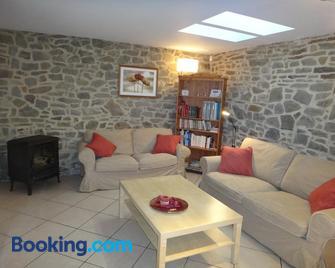 Holiday Home Gîte Rural Côté Fagnes - Jalhay - Living room