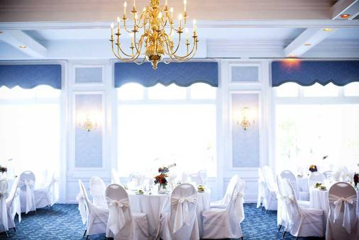 Fort William Henry Hotel and Conference Center - Lake George - Banquet hall