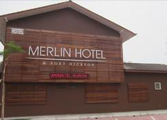 Merlin Hotel - Port Dickson - Building