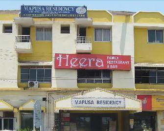 Mapusa Residency - Māpuca - Gebäude
