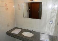 Hotel Galicia - Rio de Janeiro - Banyo