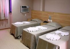 加利西亞皇宮酒店 - 里約熱內盧 - 里約熱內盧 - 臥室