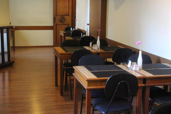 加利西亞皇宮酒店 - 里約熱內盧 - 里約熱內盧 - 餐廳