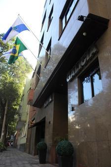 Hotel Galicia - Rio de Janeiro - Building