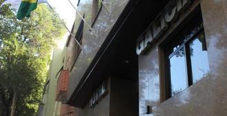 Hotel Galicia - Río de Janeiro - Edificio