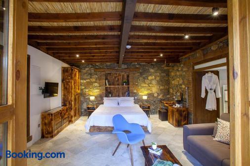 Lyhnos - Askas - Bedroom