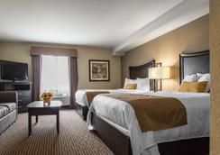 溫尼伯梅斯特套房酒店 - 溫尼伯 - 溫尼伯 - 臥室