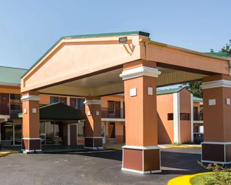 Econo Lodge - Decatur - Gebäude