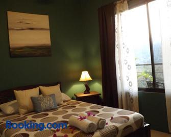 Hotel Villas de la Colina - Atenas - Schlafzimmer