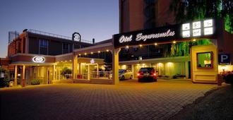 Erzurumlu Otel - Istanbul - Bygning