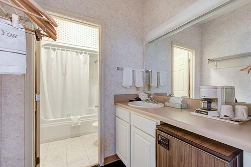 Sidney James Mountain Lodge - Gatlinburg - Bathroom