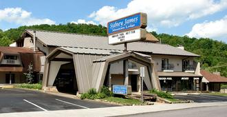 Sidney James Mountain Lodge - Gatlinburg - Edificio