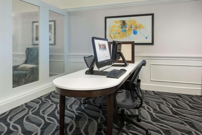 Homewood Suites by Hilton Raleigh-Durham Aprt @ RTP - Durham - Business centre
