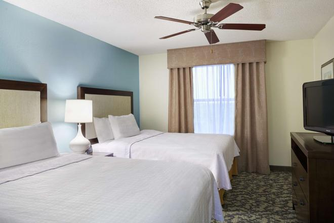 Homewood Suites by Hilton Raleigh-Durham Aprt @ RTP - Durham - Bedroom