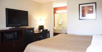 Sunset Inn - Jacksonville - Phòng ngủ