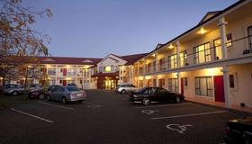 Aubyn Court Spa Motel - Palmerston North - Building