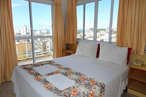 Personal Hotel - Macaé - Bedroom