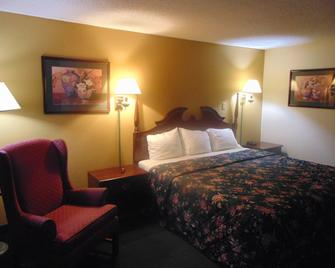 Shayona Inn Extended Stay - Christiansburg - Camera da letto