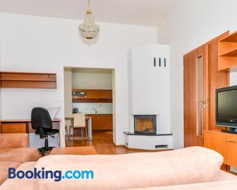 Apartment Downtown - Жиліна - Living room