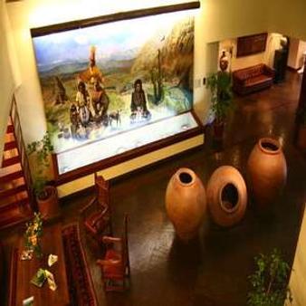 Almacruz Hotel Y Centro De Convenciones (Ex Galerías) - Santiago de Chile - Lobby