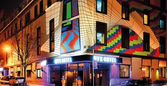 Nyx Hotel Mannheim By Leonardo Hotels - Mannheim - Edificio