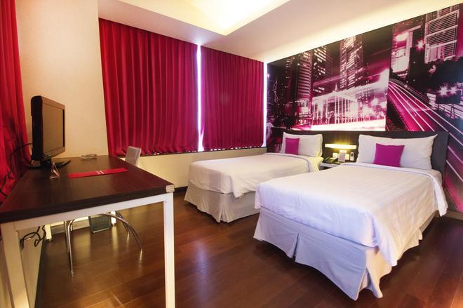 favehotel MEX Surabaya - Surabaya - Makuuhuone