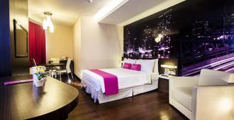 favehotel MEX Surabaya - Surabaya - Bedroom