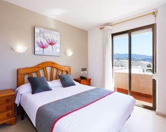 Hotel Costa Andaluza - Motril - Slaapkamer