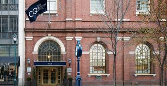 كلوب كورترز هوتل إن فيلاديلفيا - فيلادلفيا - مبنى