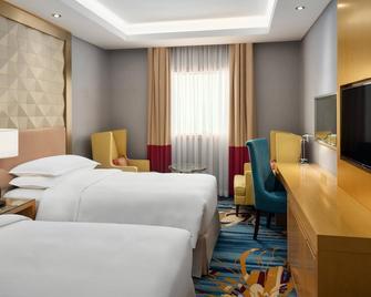 Sheraton Makkah Jabal Al Kaaba Hotel - Mecca - Bedroom