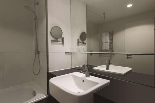 柏林中央車站阿迪納公寓酒店 - 柏林 - 柏林 - 浴室