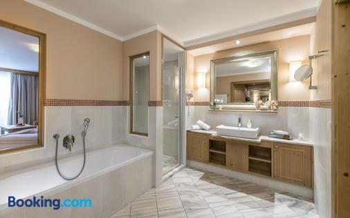 Majestic Hotel & Spa - Brunico - Bathroom