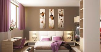 Hotel Cristina - נאפולי - חדר שינה
