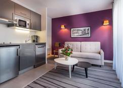 Nemea Appart Hotel Residence Quai Victor - Тур - Kitchen